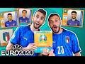 😍 OHM vs FIUS GAMER! CHI TROVA PIU FIGURINE DELL'ITALIA VINCE! FIGURINE EURO 2020 di PANINI