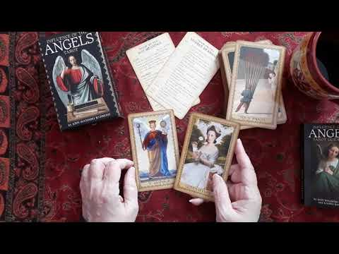 Influence Of The Angels Tarot Review