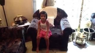 Mainakam song by baby Neha Girish (unbelievable)