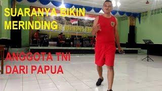 Download kereeen abizz!!!! suara anggota TNI ini tinggi banget....Stenly Ajendam XVII/Cend - she's gone