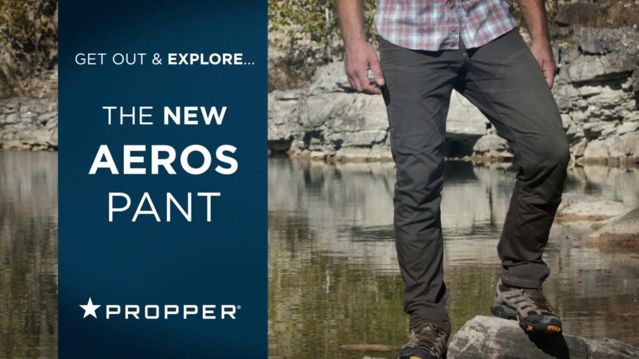 Get Out & Explore...Aeros Pant