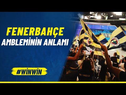 Fenerbahçe'nin Büyük Anlamlar Taşıyan Amblemi #WinWin