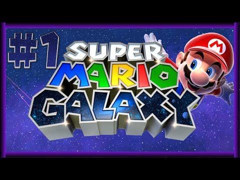 Let's Play: Super Mario Galaxy - Ep. 1