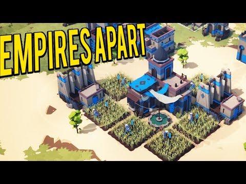 Empires Apart Gameplay - Establishing the Arab Empire