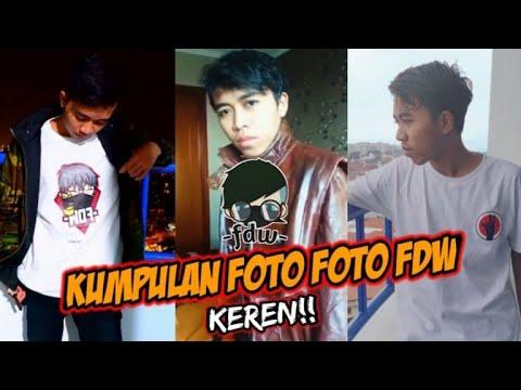 50 Foto Muka Fdw Keren