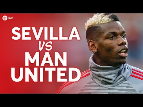 Sevilla vs Manchester United LIVE CHAMPIONS LEAGUE PREVIEW!