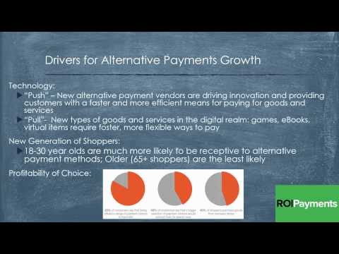 Payments IQ Bootcamp #5 - Alternative Payments, What to do When Plastic Isn't King?
