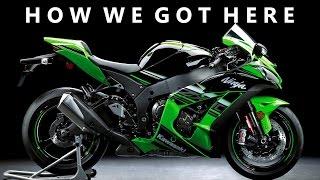 The Ninja - How Kawasaki Made a Sportbike Legend