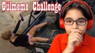 GÜLMEME CHALLENGE! ( BOL ACILI )