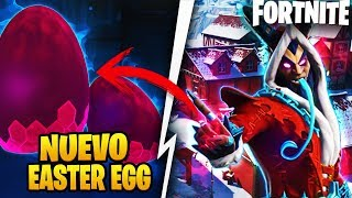 POSSIBLE SECRET EASTER EGG ON THE FORTNITE BATTLE ROYALE MAP