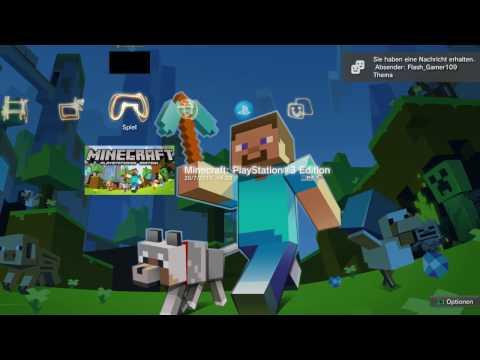 Minecraft PS3 & PS4 MAPS DOWNLOADEN! |...
