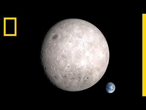 Thumbnail: There's Water Inside the Moon—More Than We Thought | National Geographic