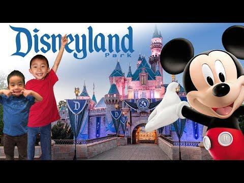 Visiting Disneyland Park via LA Metro (Disneyland Vlog): Look Who's Traveling