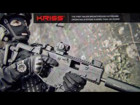 The Swiss Military Industrial Complex & Kriss Vector Super V from Switzerland