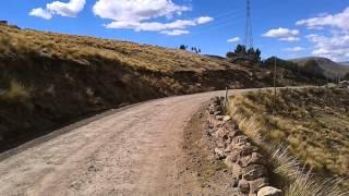 Algun lugar de Huancavelica