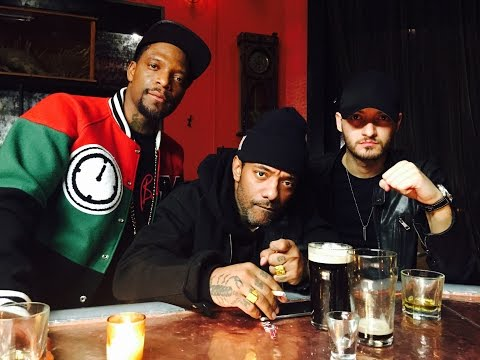 M1 deadprez & Bonnot - Number one with a bullet feat. Prodigy (Mobb Deep) & Divine RBG (Official)