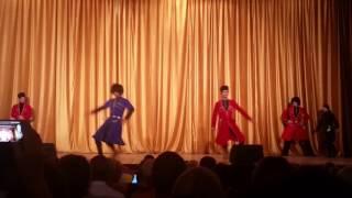 Танцы народов Абхазии