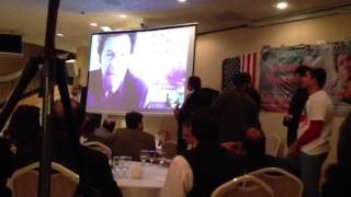 Imran khan Chicago April 19, 2013