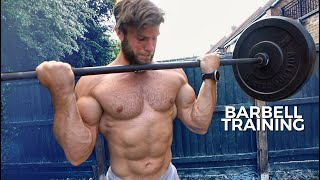 Barbell Training in the Garden - CrossFit® Focus
