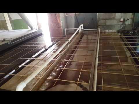 Линия по производству композитной сетки шириной 2м КСП-2000  производства ООО Арпластик