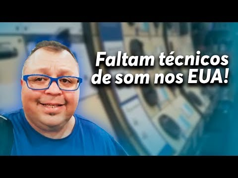 Faltam TÉCNICOS DE