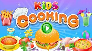 Cooking in the Kitchen - Baking games for Girls, Cooking And Recipe games screenshot 1