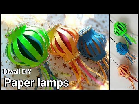 Paper Lamp - Lanterns - The Blue Sea Art