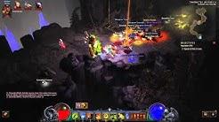 Diablo 3: Reaper of Souls | Legendary Ring Drop: Obsidian Ring of the Zodiac