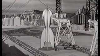 Manhunt in Space 1954 Rocky Jones