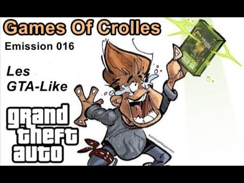 Games Of Crolles - Les musiques des GTA-Like - Emission 016 - Radio Gresivaudan