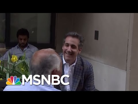 Rpt: President Donald Trump Warned Michael Cohen Will Flip If Charged | The Last Word | MSNBC