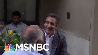 President Donald Trump Warned That Michael Cohen Would Flip If Charged | The Last Word | MSNBC