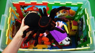 Learn characters, colors, vehicles & insects. Ben & Holly, Zootopia, Peppa and other videos for kids