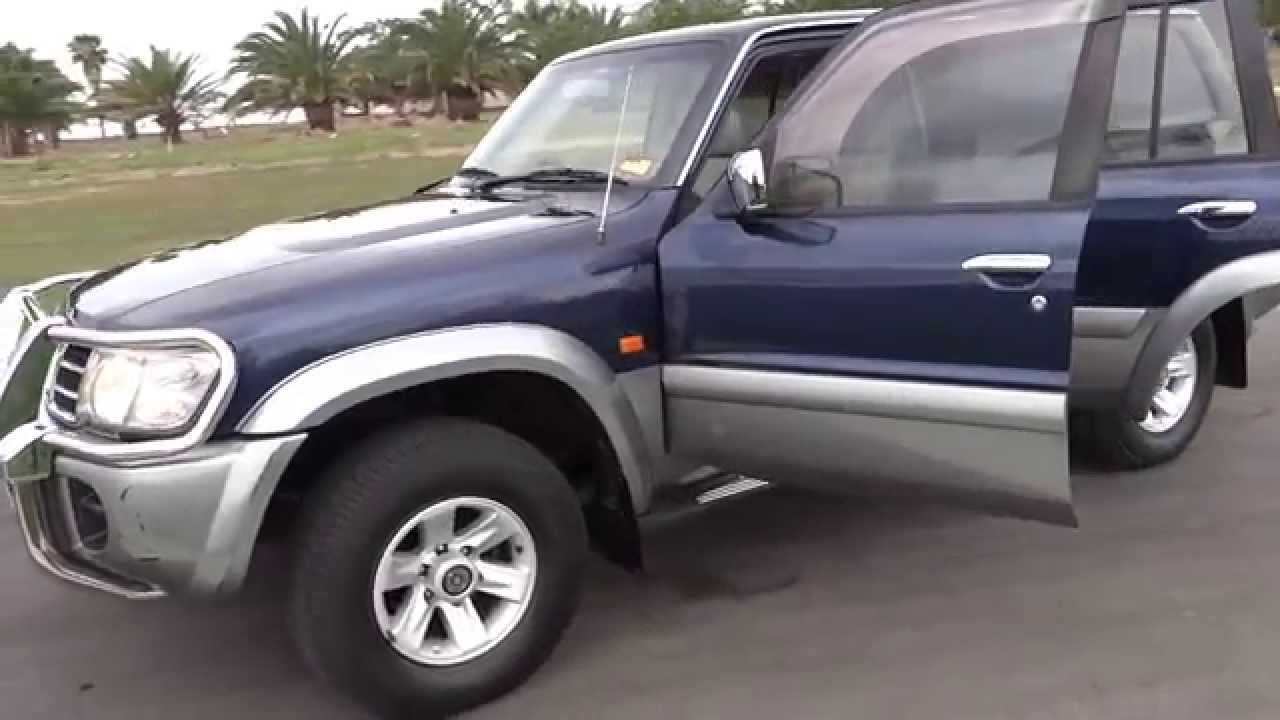 2003 Nissan Patrol TI LPG GAS Brisbane For Sale Used 4x4 ...