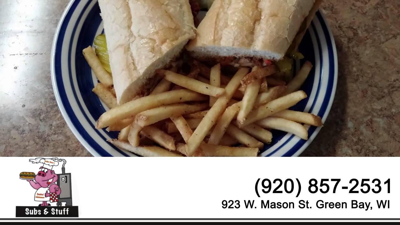 Scuba Steve S Subs Stuff Restaurants In Green Bay