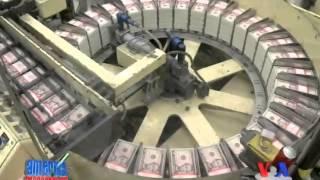 AQSh dollari qayerdan chiqadi? American Money Printing