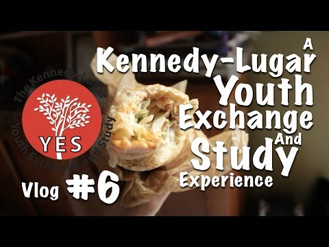 """Volunteering, Church, More Food!"" - Malaysian KL-YES Student Exchange Experience, Vlog #6"