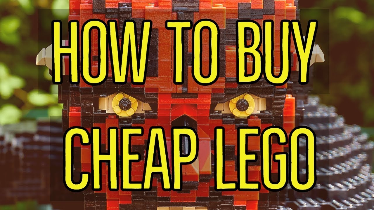 How to buy cheap retired LEGO sets LEGALLY!