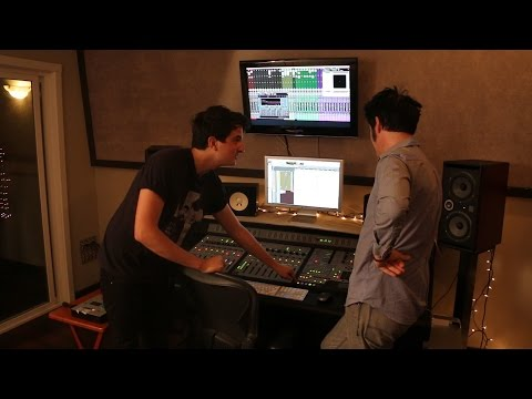 Andrew Wells Interview & Studio Tour - Warren Huart: Produce Like A Pro