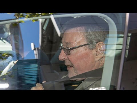 Rule of law 'was not extended' to George Pell