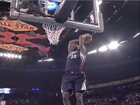 All 48 Dunks from the 2007 NBA All-Star Game