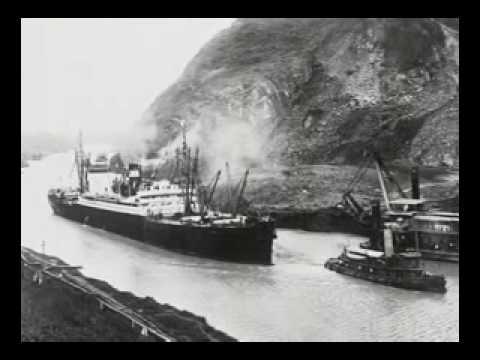 A Construção do Canal de Suez