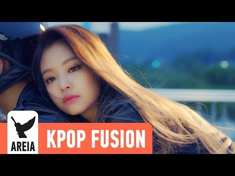 BLACKPINK - Playing with fire (불장난) | Areia Kpop Fusion #15 REMIX