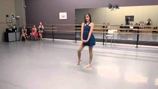 Where Does The Good Go - Jessica s Lyrical Solo 2011
