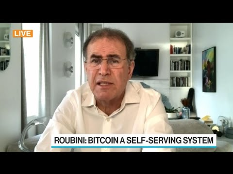Bitcoin Is A 'Self-Fulfilling Bubble,' Roubini Warns