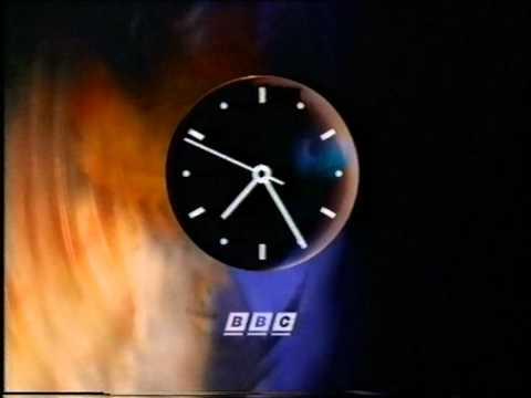 Matthew Jackson opens up BBC1 on Saturday 28th August 1993