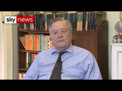 Ken Clarke: The ERG is 'incompetent'