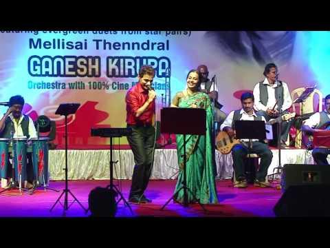 ABI NA JAO by ANIL BAJPAI & USHARAJ in GANESH KIRUPA Best Light  Orchestra in Chennai