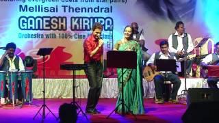 ABI NA JAO by ANIL BAJPAI & USHARAJ in GANESH KIRUPA Best Light Music Orchestra in Chennai