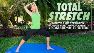 TOTAL STRETCH Preview Clip - This 80-Minute Program is Now Available on DVD and digital!